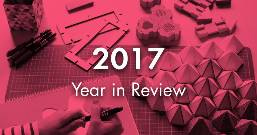 Twenty One Toys 2017 Year in Review