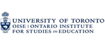 logo for  OISE: Ontario Institute for Studies in Education of the University of Toronto